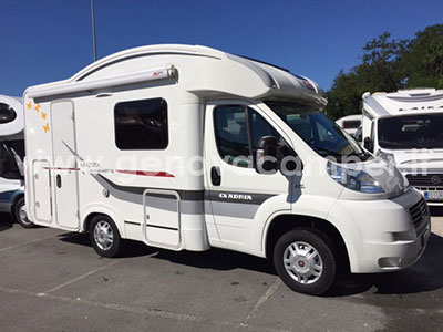 Adria Matrix Axess M 590 SG
