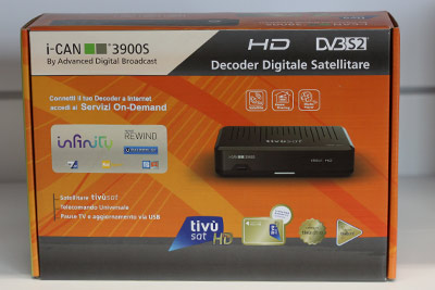 Decoder I-can 3900S