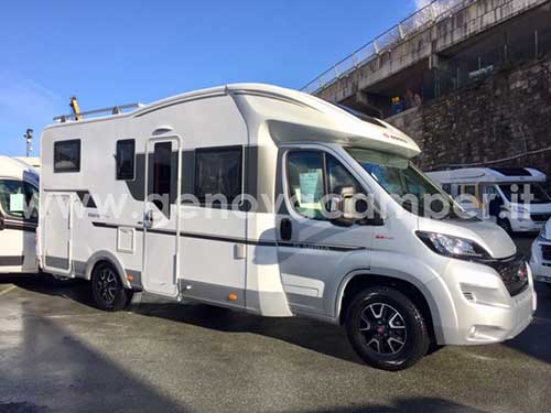 Adria Matrix 600 SP Gt Edition