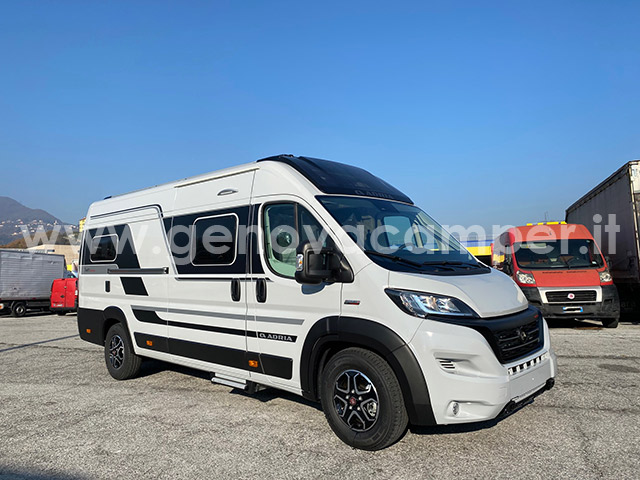 Adria Twin Supreme 640 SGX