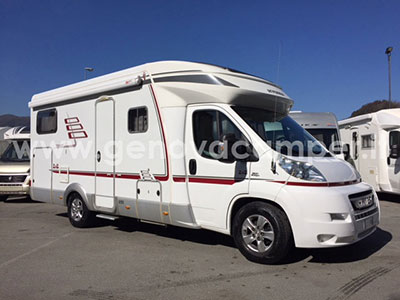 Hymer Tramp 614 CL 2x2